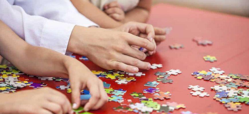 3 סיבות להעביר את הזמן עם פאזלים לילדים